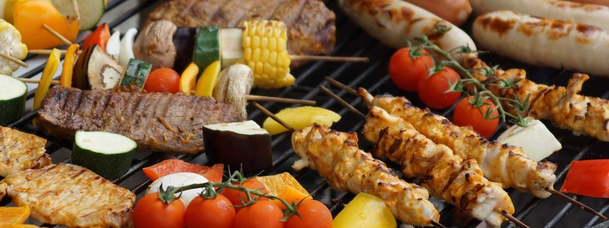 How to have a healthier summer barbecue