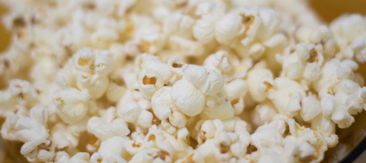 Popcorn with Avocado Oil